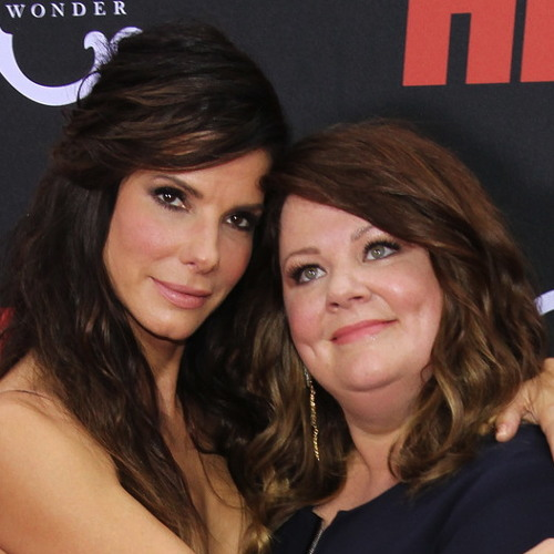Sandra Bullock on comedic chemistry with Melissa McCarthy in 'The Heat'