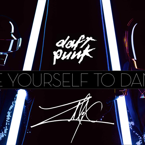 Daft Punk - Lose Yourself To Dance (ZMiX Extra Funky/Glitch Hop/Moombahton Remix)