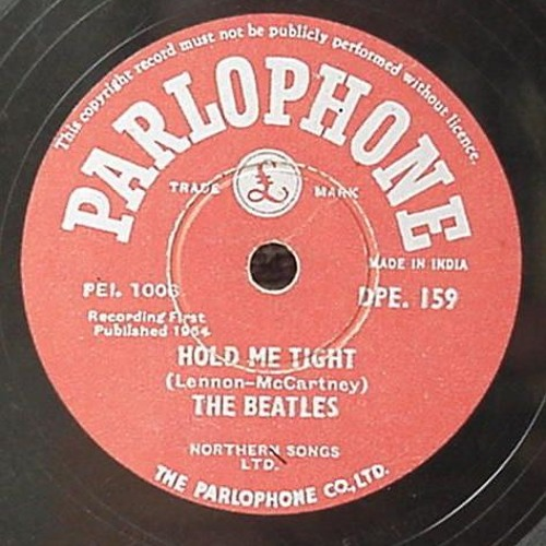 BEATLEBOY´S FRIENDS - HOLD ME TIGHT
