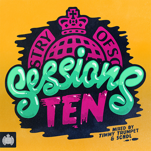 Ministry of Sound - Sessions Ten (MINIMIX)