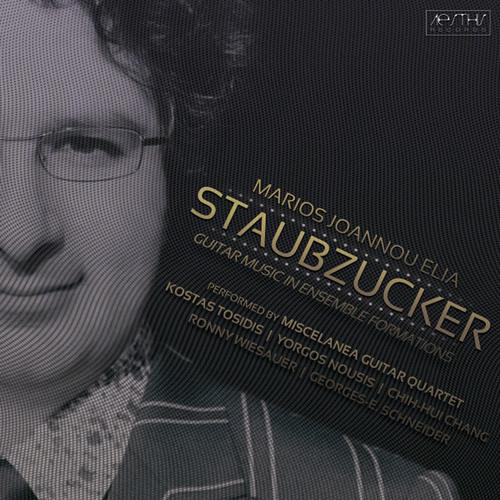 STAUBZUCKER | Miscelanea Guitar Quartet