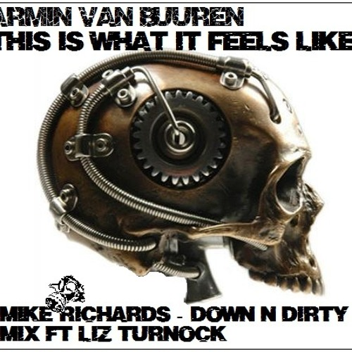 This Is What It Feel Like - MiKE RiCHARDS Ft Liz Turnock Down N Dirty Mix