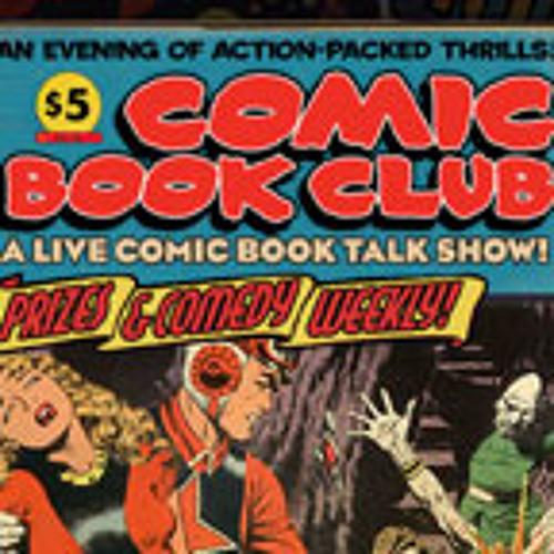 Comic Book Club: Dan Starkey