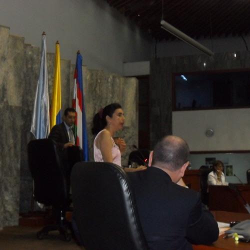 EL DENGUE HEMORRAGICO EN CALI, INTERVENCION DE  PATRICIA MOLINA (1)