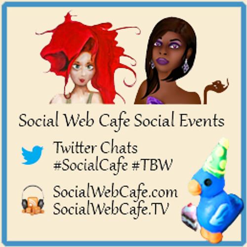 #SocialCafe #TBW 1.2 * Are You Pinterested? * Social Web Cafe TV