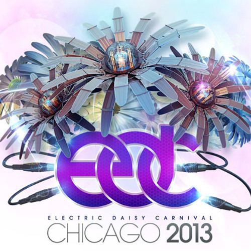 Emerge Live @ Electric Daisy Carnival Chicago 2013