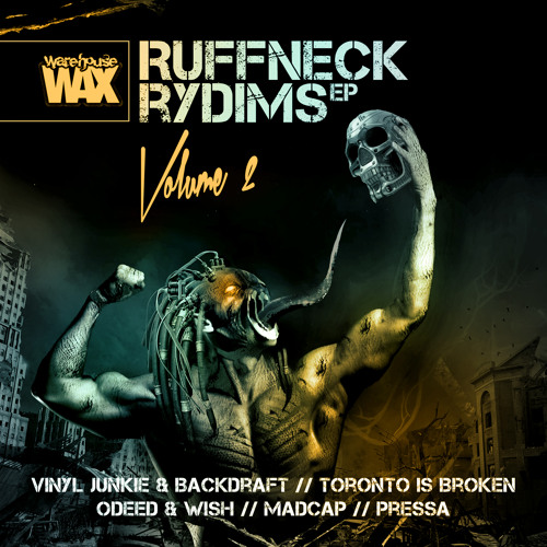 VINYL JUNKIE & BACKDRAFT (Feat Tracey Elizabeth) - Virus (Toronto Is Broken Remix) PREVIEW CLIP