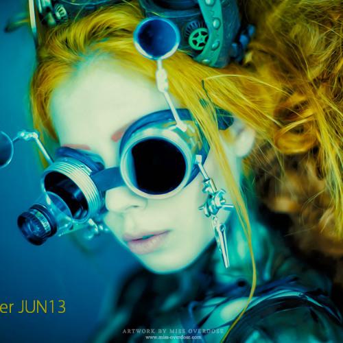 JUN13 Feeling Good Feeling Lucky