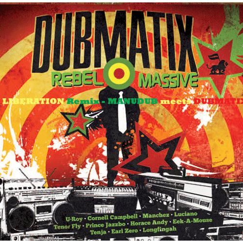 Liberation remix- Manudub meets Dubmatix feat. Longfingah