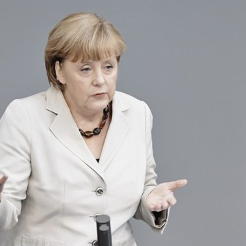 Merkel expresses contempt for Anglo tapes