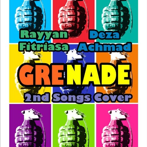 Grenade - Piano & Violin ft Deza Achmad