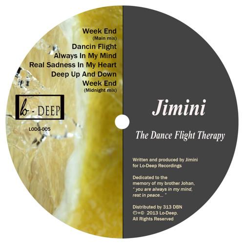 Jimini - Week End (Midnight mix) [LODG-005]