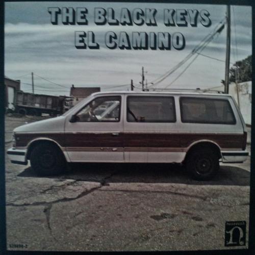 THE BLACK KEYS - NOVA BABY