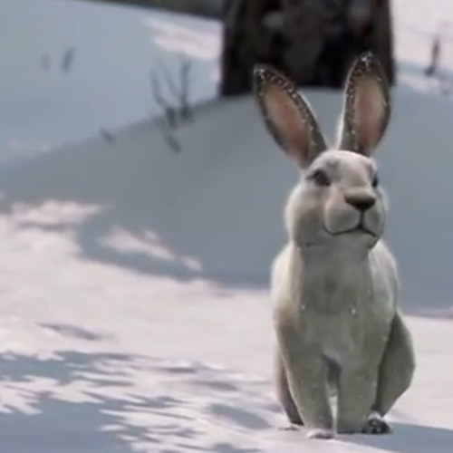 The Best Rendered Bunny in Video Game History - Reaction