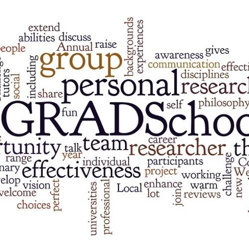 2013 GradSchool Feedback: Ana Rovi
