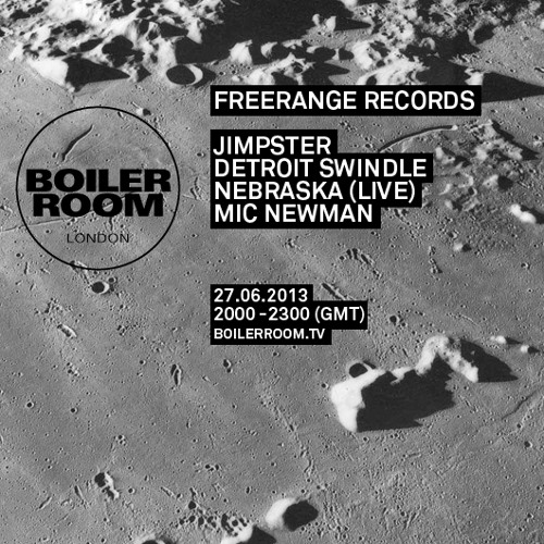 Nebraska LIVE in the Boiler Room