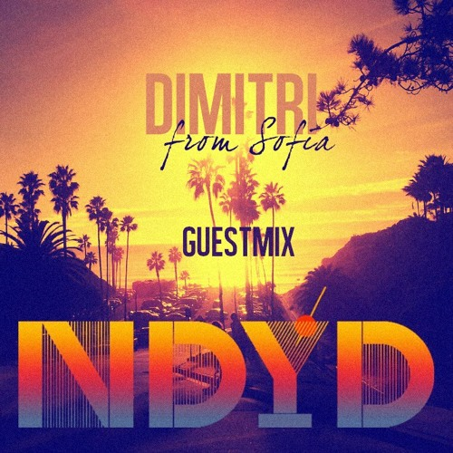 Dimitri From Sofia - Nu Disco Your Disco Exclusive Mix (June 13)