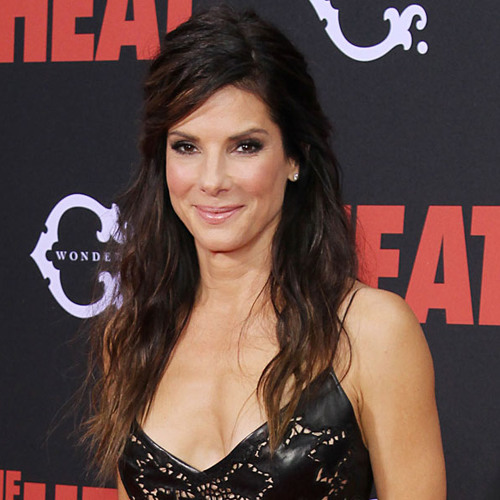 Direct from Hollywood: Sandra Bullock Says Her Son Doesn't Think She's Funny