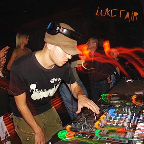 Luke Fair - Live at Esque - Stockholm, Sweden - April 19, 2008 - Part 1