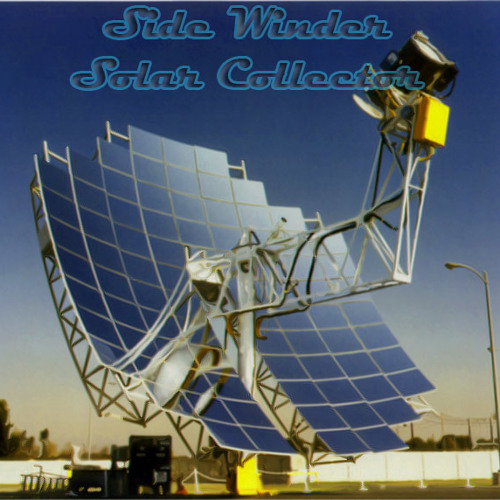 Side Winder - Solar Collector (DEMO unmastered)