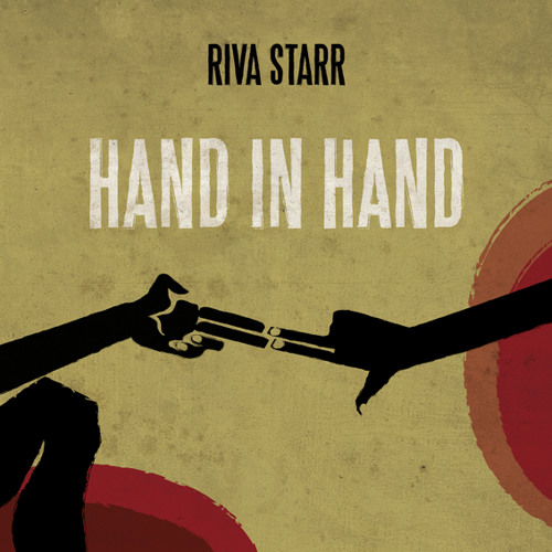 08) Riva Starr Feat. Carmen Consoli - No Man's Land [Snatch! Records]