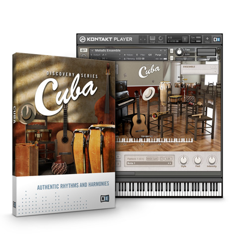 KOMPLETE > CUBA > 'Dub la Trova' Demo