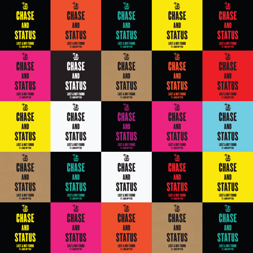 Chase & Status feat. Louis M^ttrs 'Lost & Not Found' (Original)