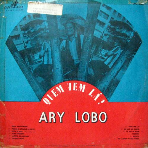 Ary Lobo - Ponto de atrações do Recife