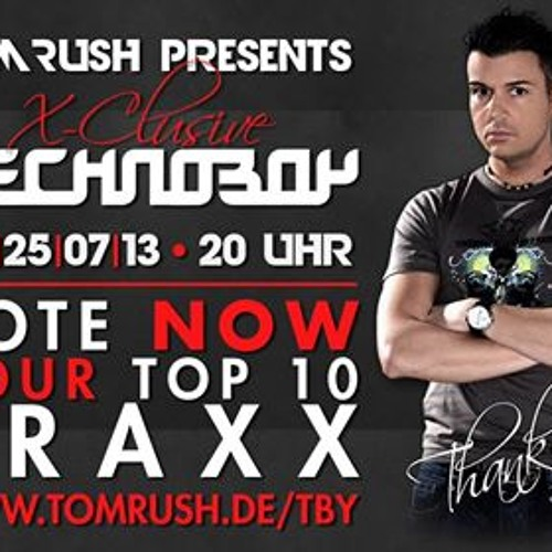 X-Qlusive Technoboy - Promotional Mix