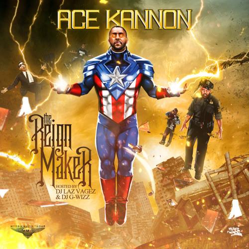 10. Ace Kannon Feat. Kamoflage-Take Turns [Prod By - Black Key Cartel]