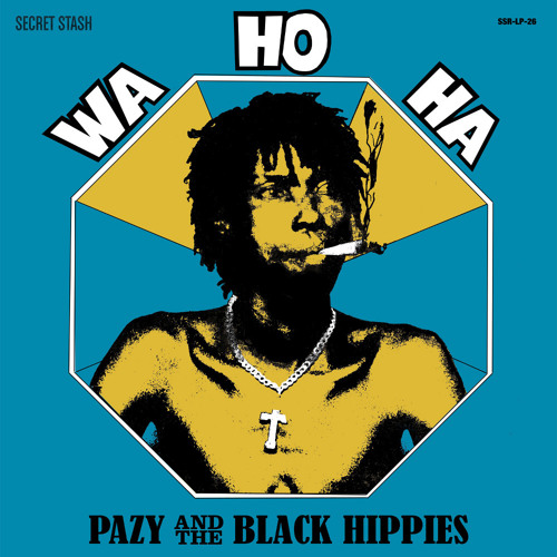 """Pazy and the Black Hippies """"Elizabeth"""""""
