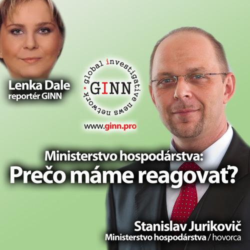 FNM4: S. Jurikovič (Min. hosp.) a Lenka Dale (GINN) o FNM