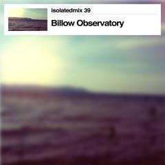 isolatedmix 39 - Billow Observatory: Summer Memories