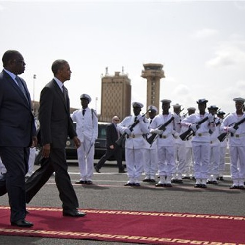 Obama in Africa, White House Down and Sudan's Lost Boys take the stage