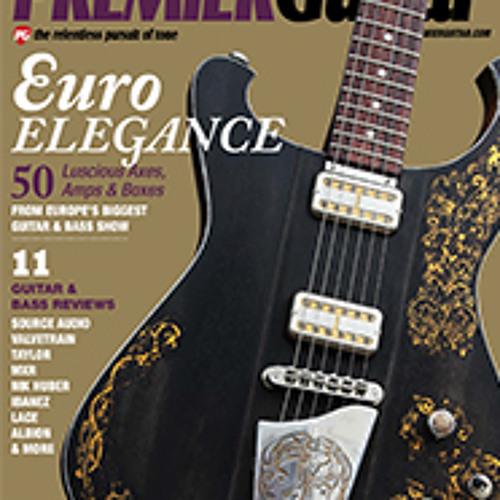 June '13 Premier Guitar Issue