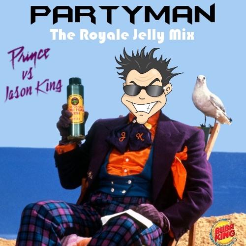 Jason King - Partyman (Royale Jelly Mix)(Free Download)