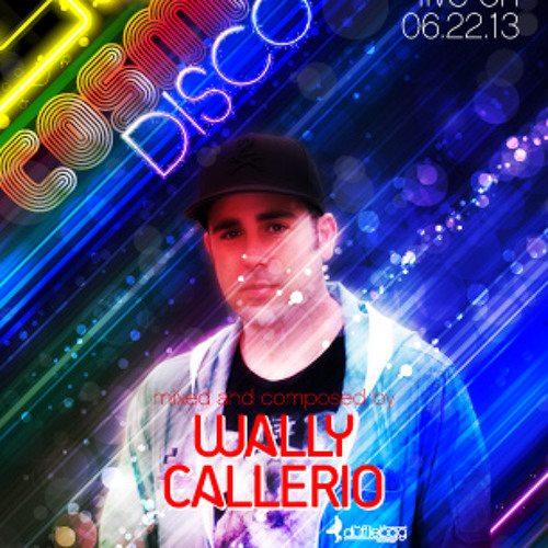 Wally Callerio Live at Cosmic Disco LA with Mark Farina 6 22 2013 (Wally Callerios Bday bash)