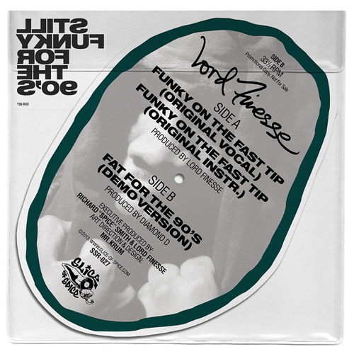 Lord Finesse ft. AG - Fat For The 90's (Diamond D - Demo Version)