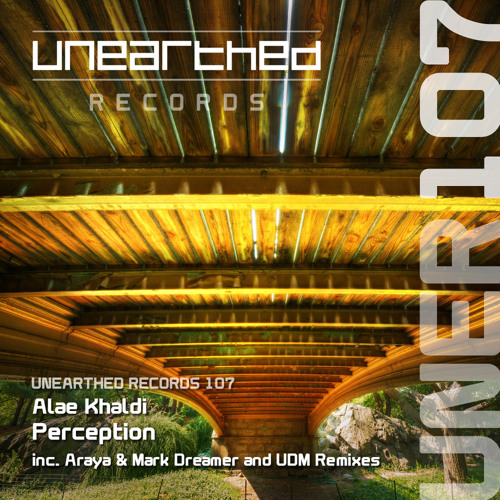 Alae Khaldi - Perception (incl. UDM and Araya & Mark Dreamer Remixes)