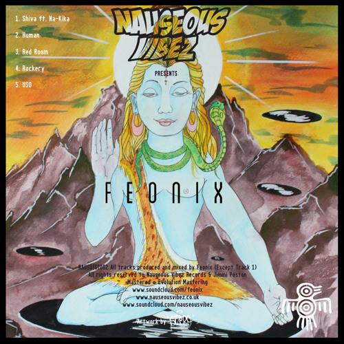 Feonix - Red Room (Out Now! - Shiva EP - Digital - 12th August 2013)