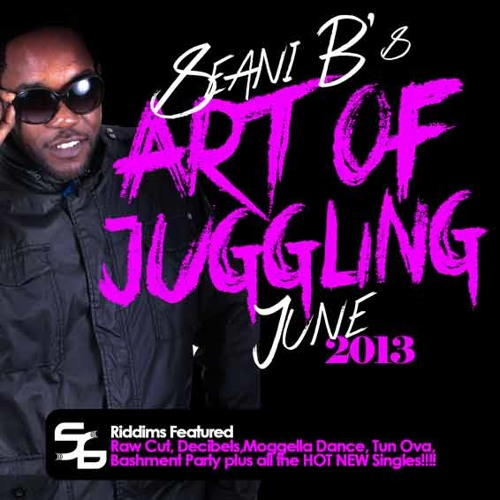 Seani B's Art Of Juggling June 2013