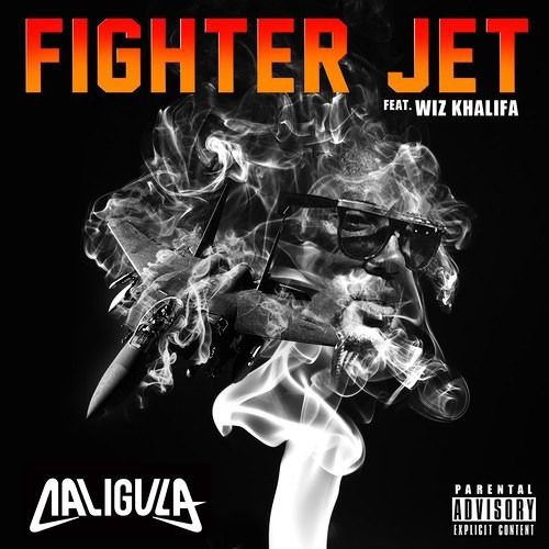 Caligula Ft. Wiz Khalifa Fighter Jet Prod By Danja