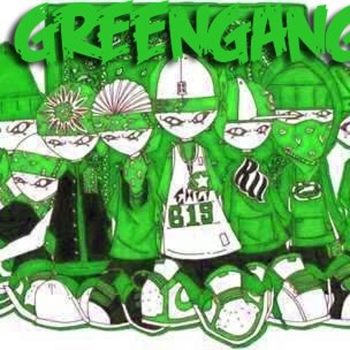 GreenGanG - Cypher