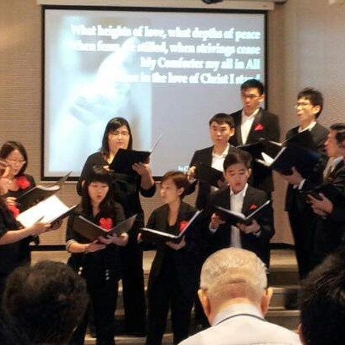 Amoris Medley(In Christ Alone to When In Our Music God Is Glorified, arr. Toh Ban Sheng), + Doxology