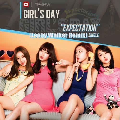 Girl's Day - Expectation ( Leony Walker Remix)