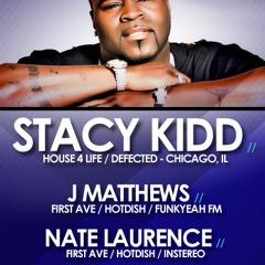 STACY KIDD - LIVE @ HotDish 11-24-12