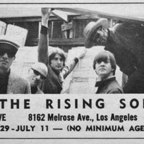 1965 06 29 Rising Sons at Ash Grove
