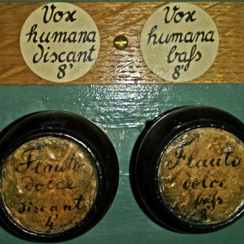 Vox Humana by Bürgy