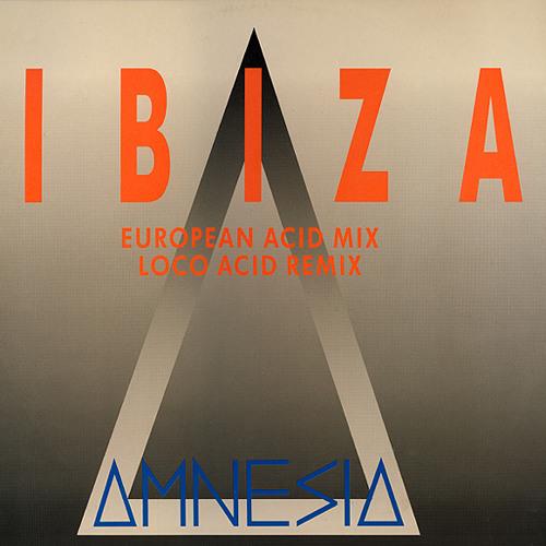 Ibiza - Amnesia 1988