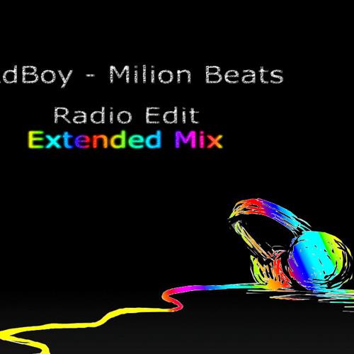 AdBoy - Million Beats (Extended Mix)